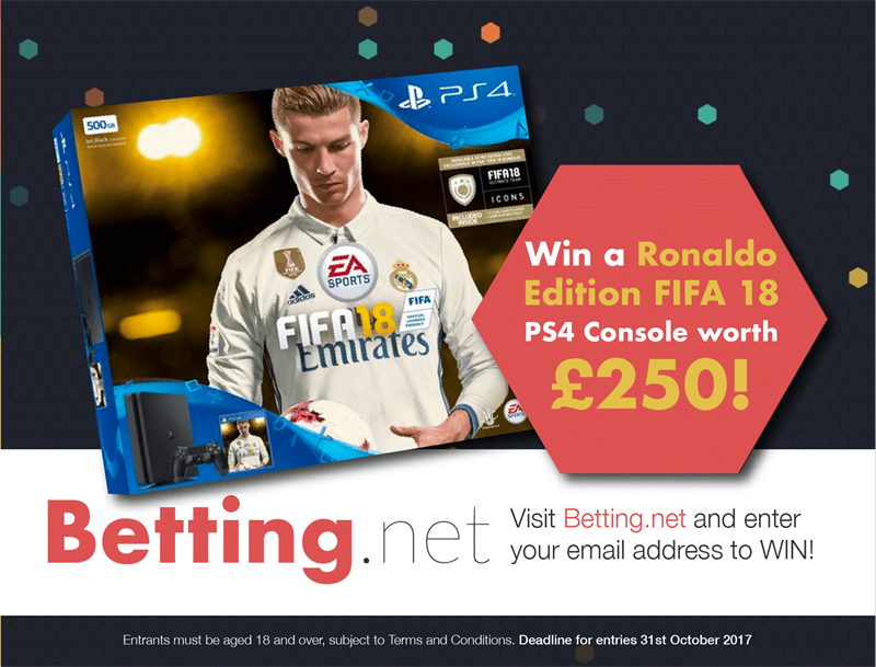 Win Yourselves A PS4 With League Sponsors