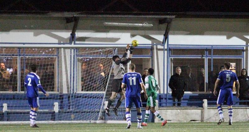 Blues and Leatherhead Share The Spoils