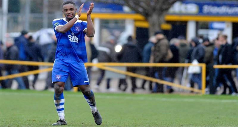 Essuman Enjoying Eventful Second Spell