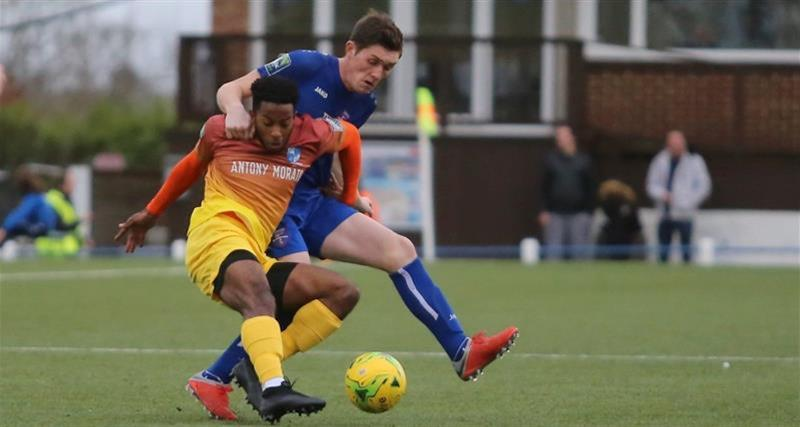 Dymond Departs And Wings It To Welling