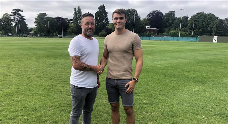 Johnson Joins Margate