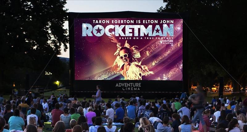 Outdoor Cinema Comes Back To Hartsdown