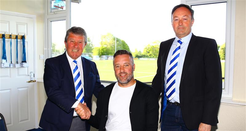 Saunders Appointed Permanent Manager