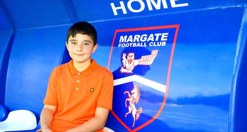 Young Carer Enjoys Day At HDP