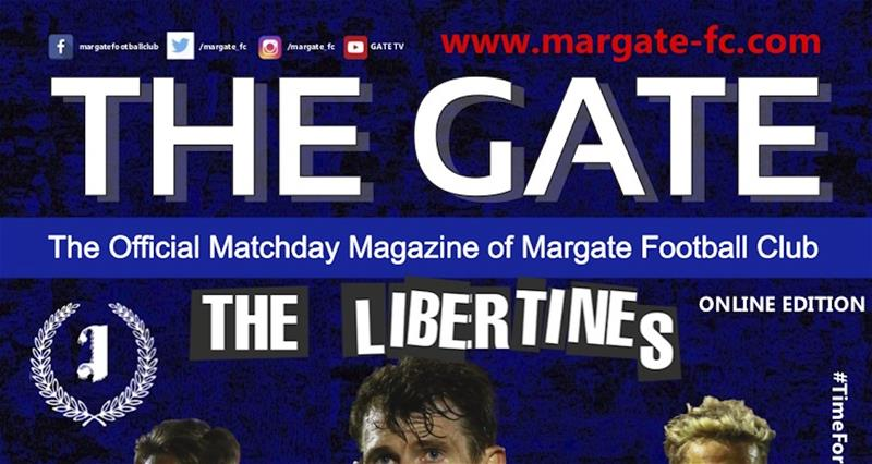 Download Cheshunt MatchDay Magazine For Free