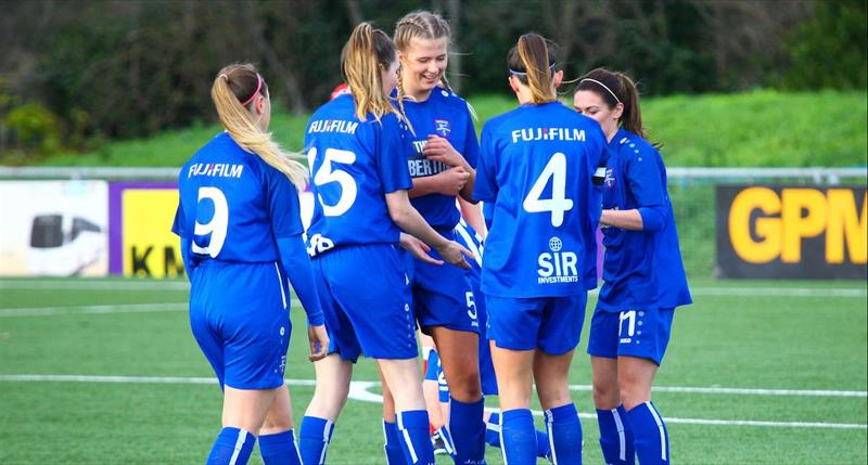 Gate Ladies FA Cup Tie Behind Closed Doors