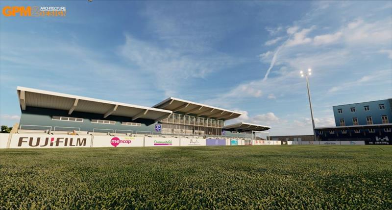 Hartsdown Park Planning Submitted