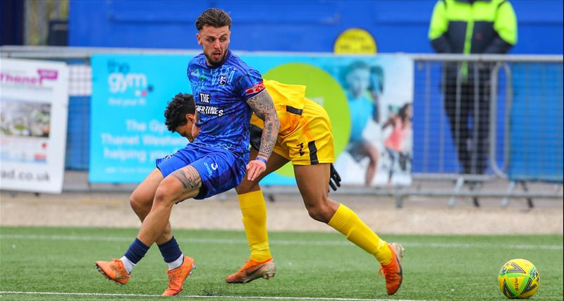 Cooney Signs For Margate