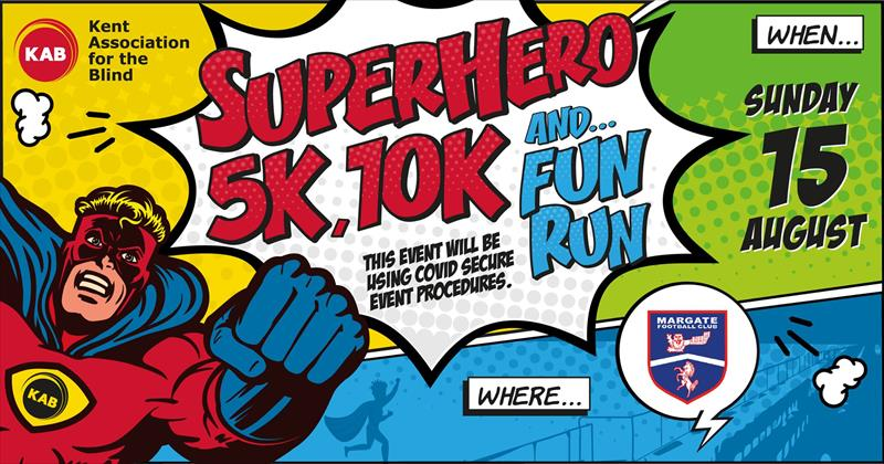 HDP To Host Superhero Races